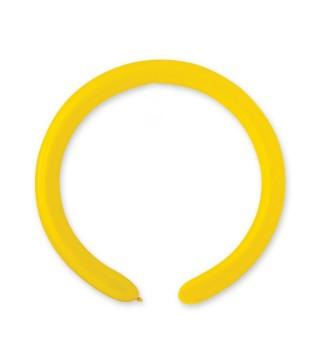 Шарики для моделирования D4 желтые 100шт/уп