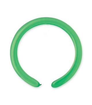 Кульки для моделювання D4 зелені 100шт/уп