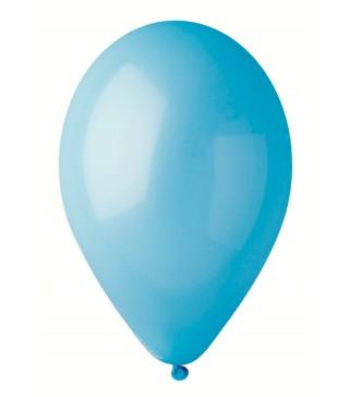 """Кульки голубі 12"""" 100шт/уп"""