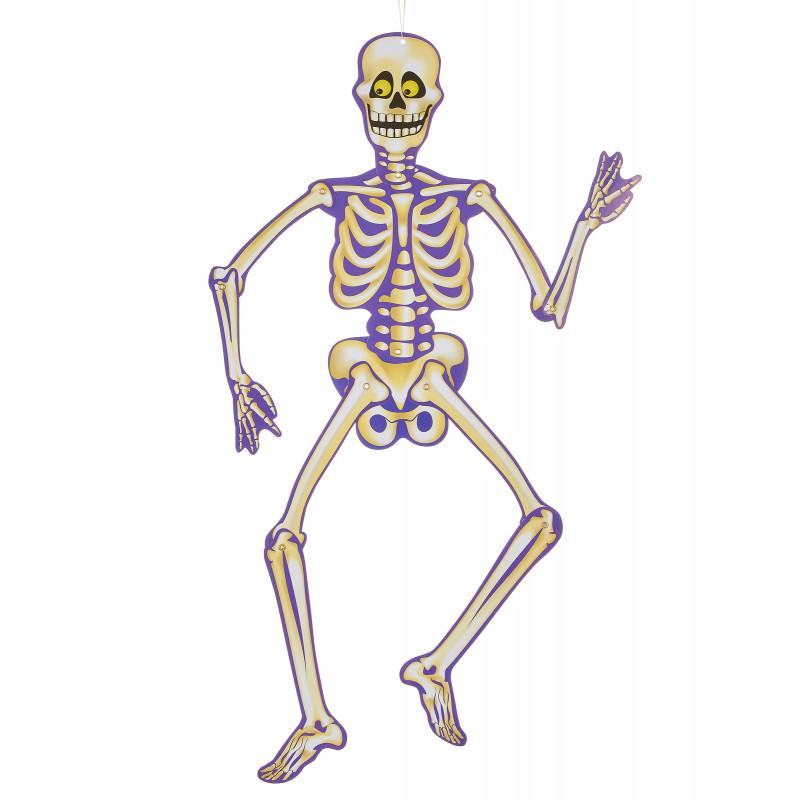 Банер Скелет