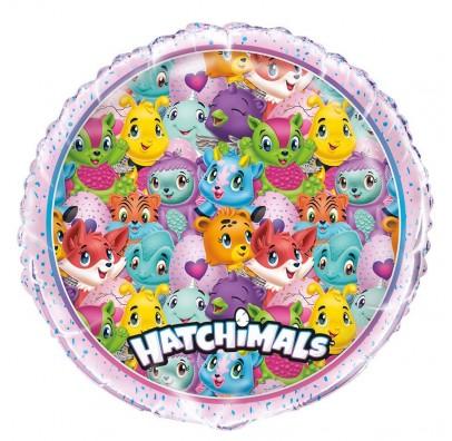 Кулька фольгована HATCHIMALS 45см