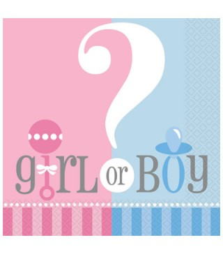 Салфетки BOY or GIRL?