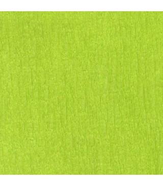 Креп-папір салатовий 50см*2,5м