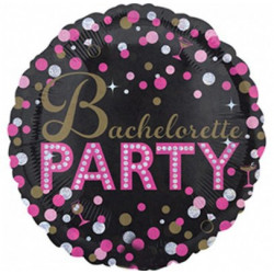 Кулька фольгована Bachelorette Party