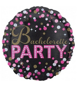 Шарик фольгированный Bachelorette Party