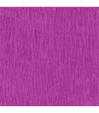 Креп-бумага фиолетовая 50см * 2,5м