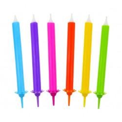Свічки кольорові з...