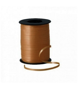 Лента для воздушных шариков коричневая