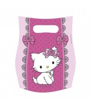 Подарочные пакеты Charmy Kitty 6шт/уп