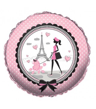Кулька Париж пудель
