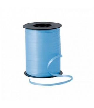 Лента для шаров голубая 1шт