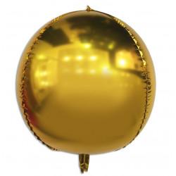 Кульки з п/п Сфера золото (3г) 21573 Китай