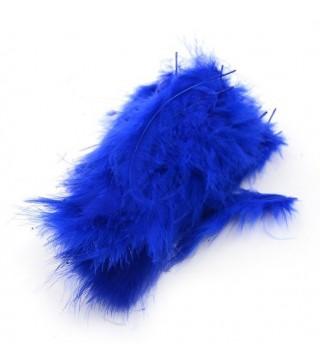 Піря декоративне голубе (5-8см) (12гр) 7002 Украина