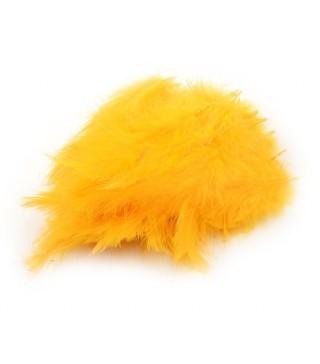 Піря декоративне жовте(5-8см) (12гр) 7006 Украина