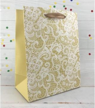 """Пакети подарункові"""" Ажур"""" 26*32*12 71563 Китай"""