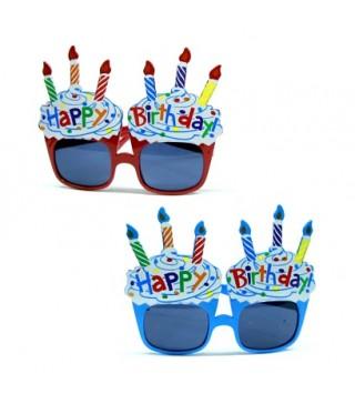 """Окуляри прикол з свічками""""Happy Birthday"""" 7937 Китай"""