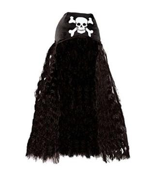 Бандана пірата парик 841743-55 Amscan