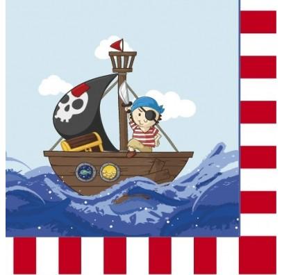 Серветки Пірати