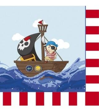 Салфетки Пираты