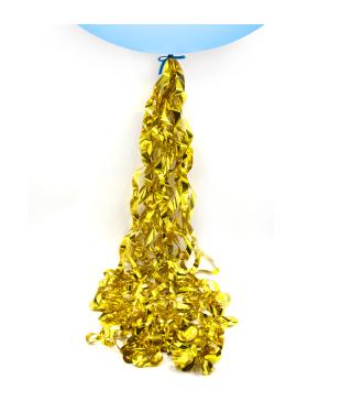 """Тасел""""спіраль золото 120см. 1314 Китай"""