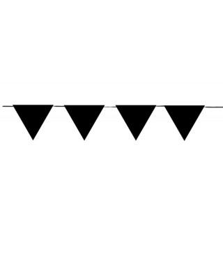 Гірлянда Прапорці Чорні 28529 Китай