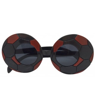 """Окуляри """"Футбол"""" чорно-червоні 250162 Китай"""