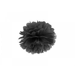 Помпони чорні 25см 1шт/уп. 47165 Польща