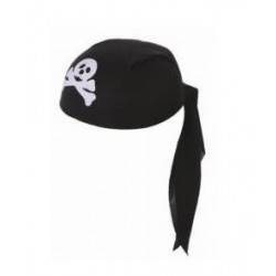 Бандама чорна пірата S-1132 Китай