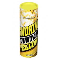 Димний факел жовтий