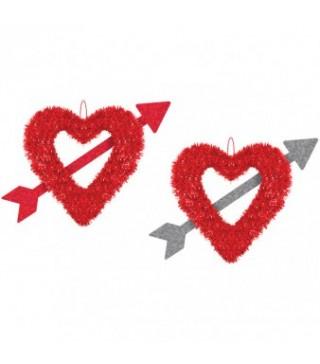 Серце зі стрілою1шт