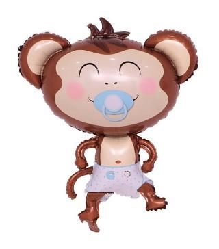 Кульки фігур. Мавпочка хлопчик (4г) 21565 Китай