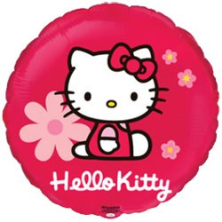 Кулька фольгована Hello Kitty