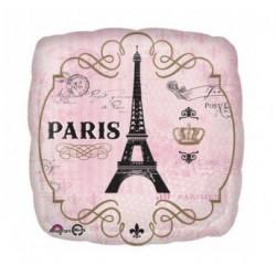 Кулька фольгована Париж