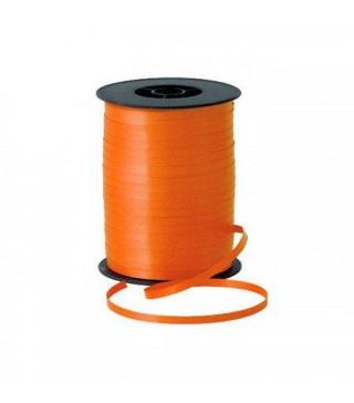 Лента для шаров оранжевая 1шт