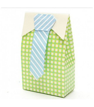 Бонбоньерка Рубашка с галстуком