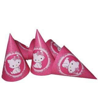 Набор колпачков Hello Kitty 6шт/уп