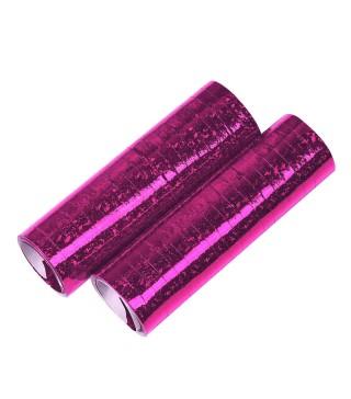 Серпантин голограма блідо-фіолетовий 998336 Godan