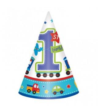 Колпачок 1-st Birthday boy