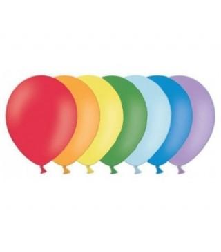 Набір кульок Мікс пастель 10 шт/уп