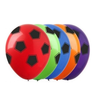 Набір кульок Футбол30619 5 шт./уп 30619 Gemar