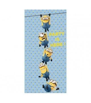Банер Міньйони 75см*150см 87184 Procos