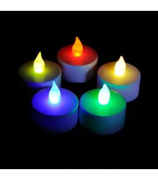 Свічка на батарейках