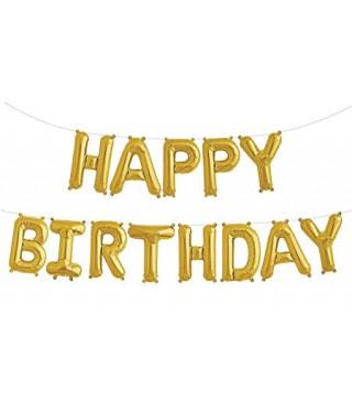 Шарики-Буквы HAPPY BIRTHDAY
