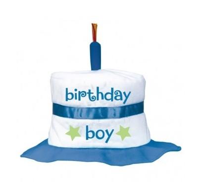 Шляпа 1-й день рождения мальчика