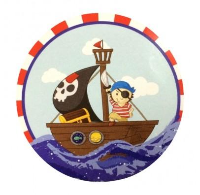 Наклейка Маленький пірат