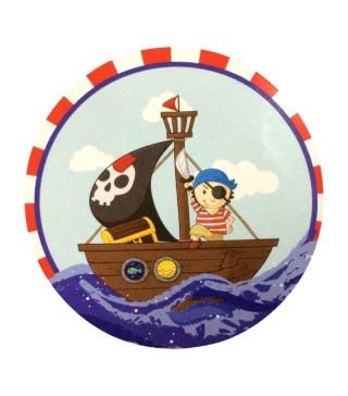 Наклейка Маленький пират