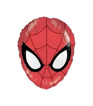 Кулька фольгована Спайдермен голова