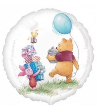 Кулька фольгована Вінні Пух на святі