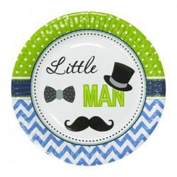 Тарілочки Little MAN