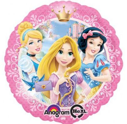 Шарик фольгированный Princess